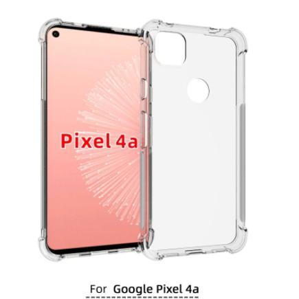 空壓殼 四角空壓殼-Google Pixel 4a / Google 4a 5G / Google Pixel5 手機殼