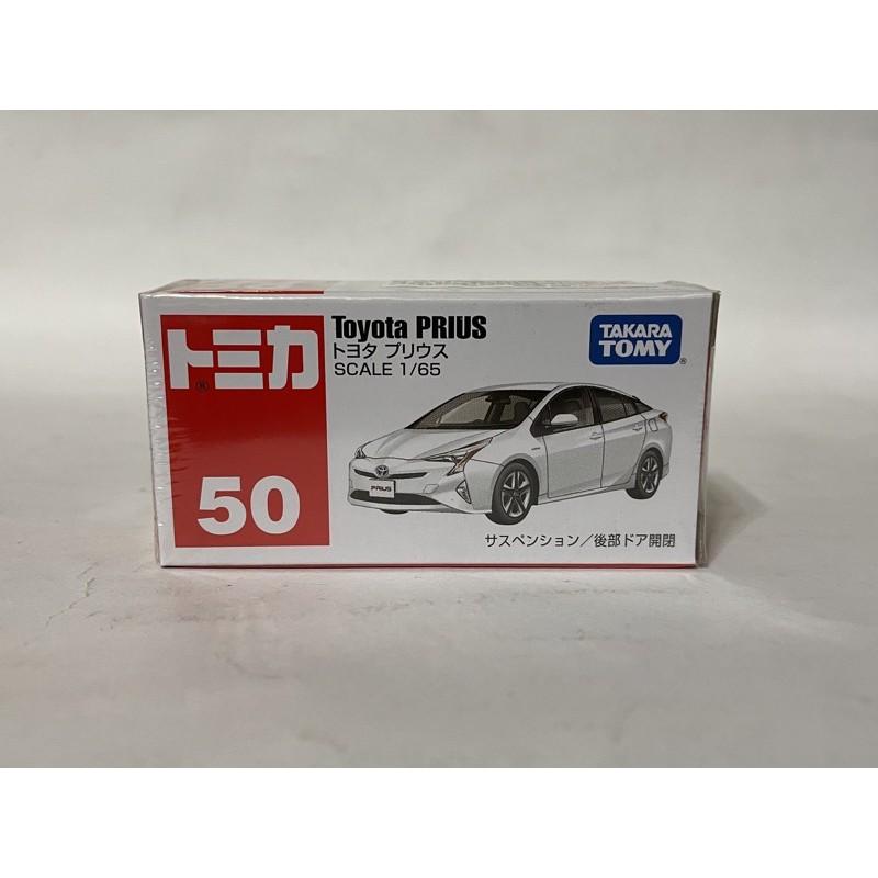 TOMICA 多美小汽車 NO.50 TOYOTA PRIUS 豐田油電休旅車