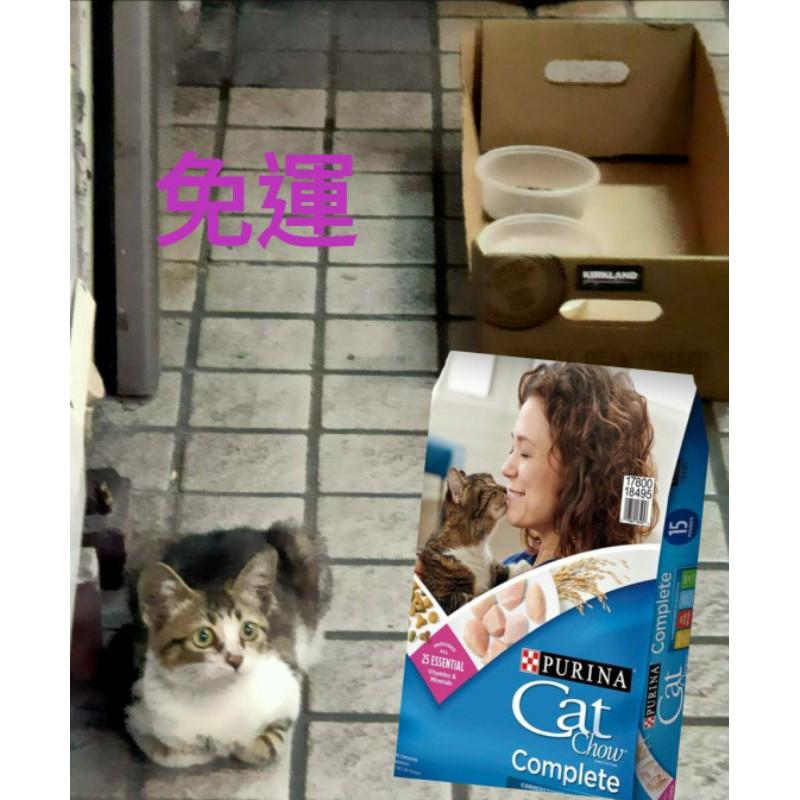 浪貓基金 costco 好市多 purina Cat Chow 貓乾糧完整均衡配方 貓飼料