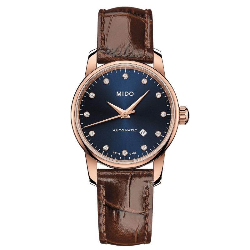 MIDO美度 M76003658 永恆系列機械腕錶 午夜藍