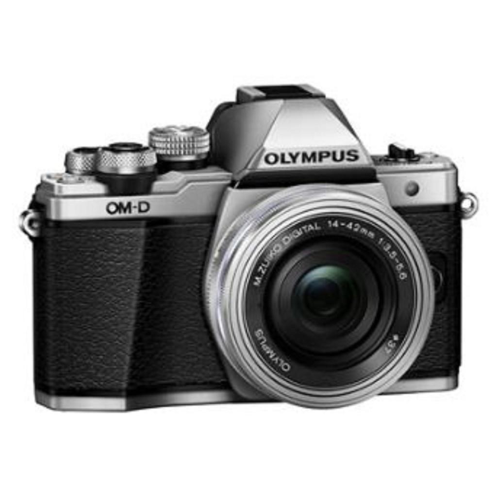 Olympus OM-D E-M10 Mark II 14-42mm II R KIT組 公司貨