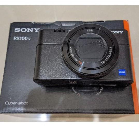 Sony RX100M5A 二手 9成新