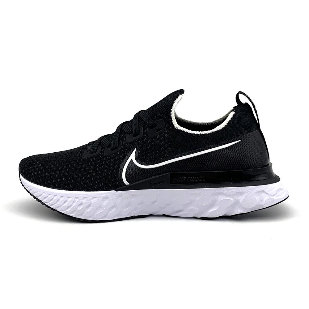 Nike React Infinity Run Flyknit 男慢跑鞋 CD4371002 黑