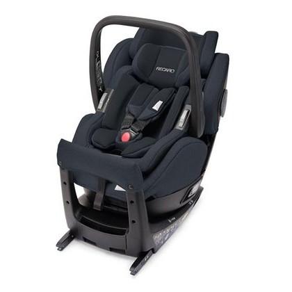 【德國代購】Recaro 汽車安全座椅 Salia Elite i-Size Prime Mat Black 2021
