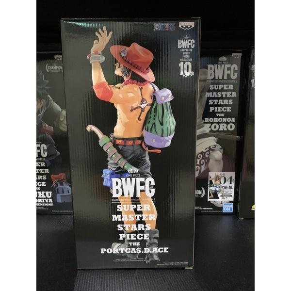 【Yu's】‧ 現貨 代理版 海賊王 BWFC x SMSP 艾斯 2D配色 一箱最多兩隻