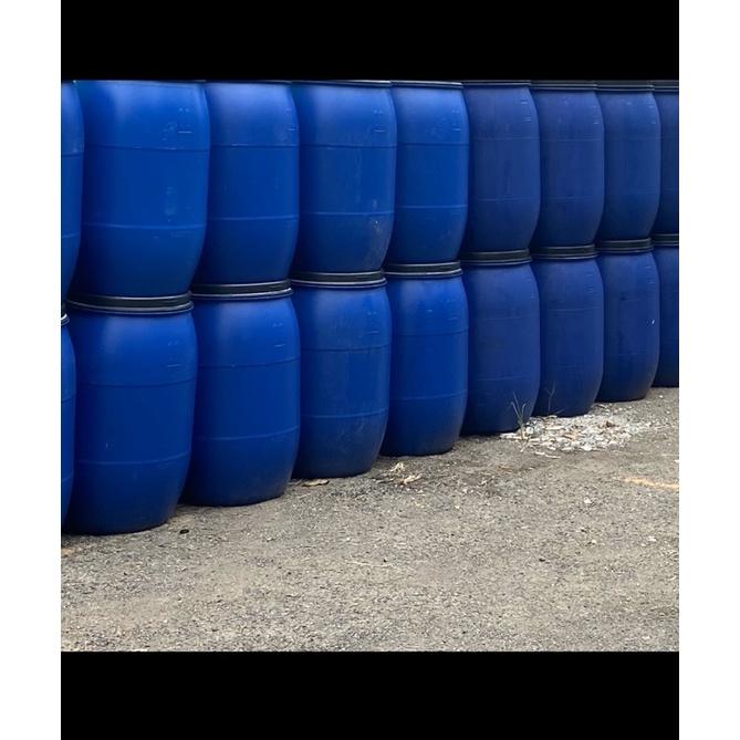 120公升 開蓋 附蓋 塑膠桶 儲水桶 廚餘桶 萬用桶 水桶 塑膠棧板 化學桶 酵素桶