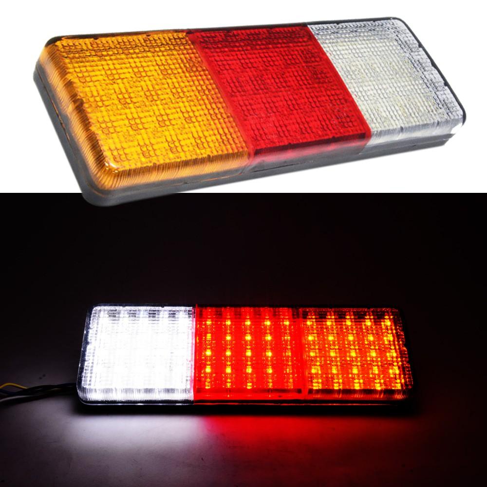 【晶典光電】12V專用 多功能 LED 尾燈 後燈 煞車燈/方向燈/倒車 卡車 貨車 貨卡 威利 拖車 吊車 農機
