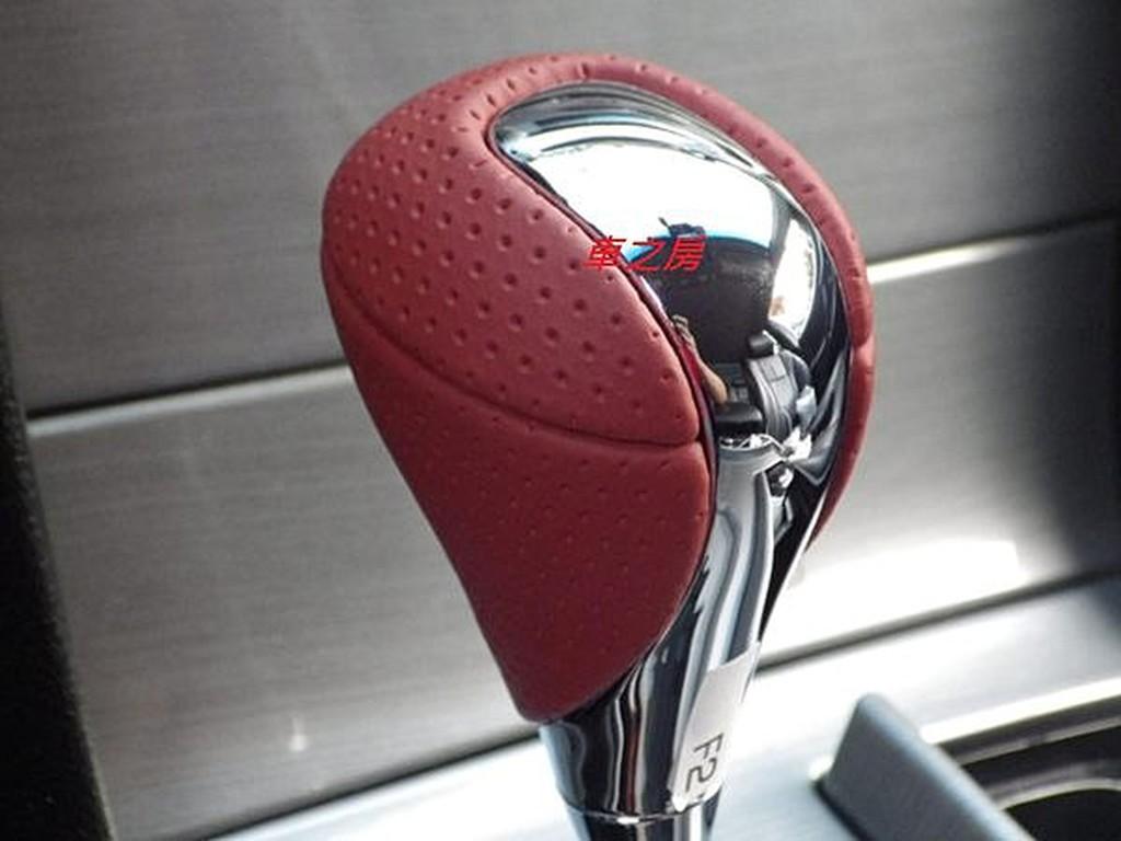(車之房) LEXUS(IS-F) 紅色排檔頭 PREVIA RAV4 ALTIS GS300 CAMRY