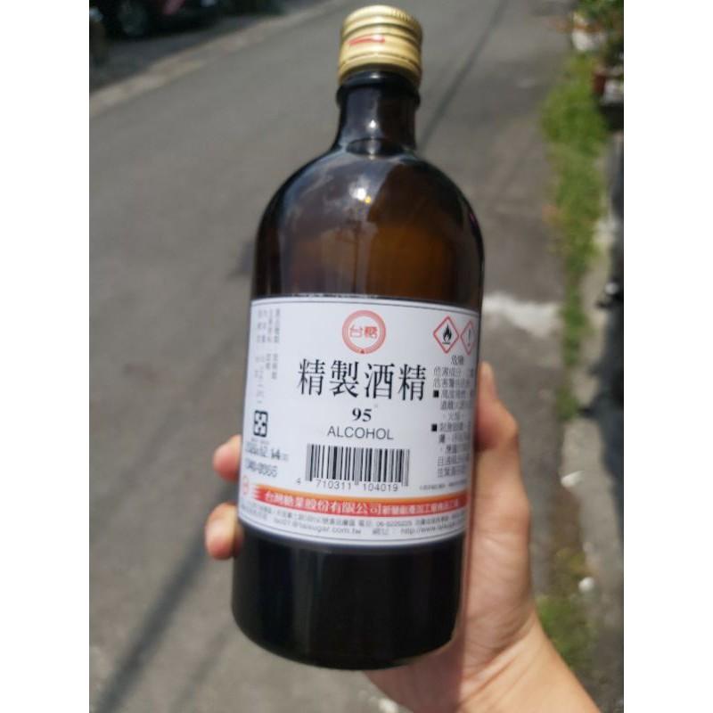 台糖95%精製酒精【一人限購兩瓶】