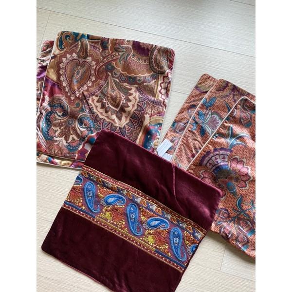 Zara home摩洛哥製抱枕套
