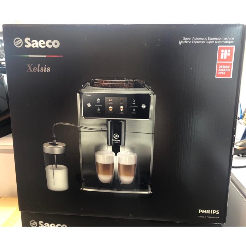 飛利浦 Philips  saeco 頂級全自動義式咖啡機 SM7685 (優於HD8927 HD8924 HD8911