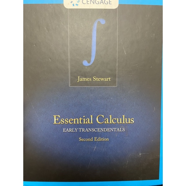 essential calculus 微積分 2e