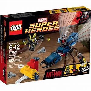 高雄 磚賣站 樂高 LEGO 76039 蟻人 超級英雄