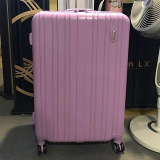 ❤️全新現貨免運❤️Samsonite 新秀麗 AT 美國旅行者28吋飛機輪擴充行李箱旅行箱(薰衣草紫色) 台中市