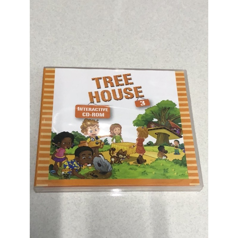 何嘉仁美語,Tree House 3 DVD 互動式光碟