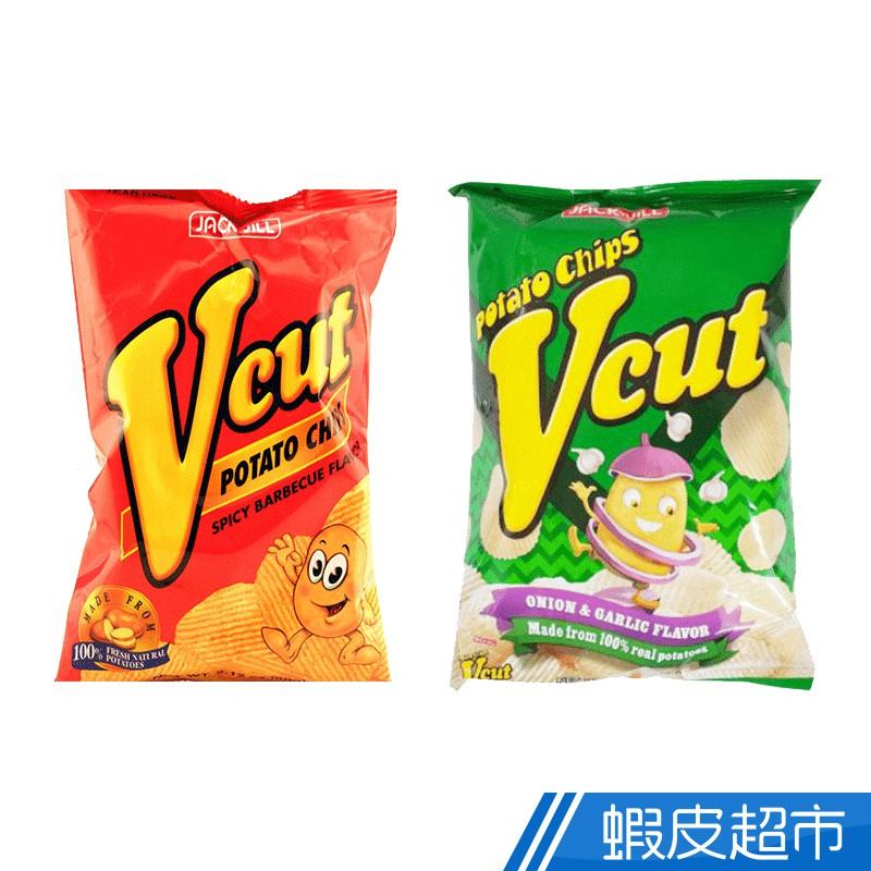菲律賓 Vcut 洋芋片 BBQ/蒜味洋蔥 蝦皮直送 現貨