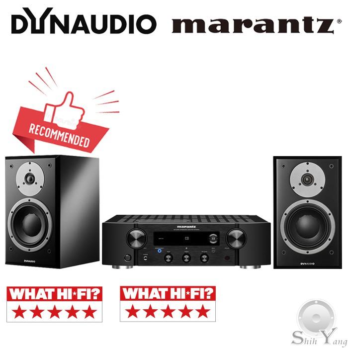 Marantz PM7000N 數位串流綜合擴大機 + Dynaudio EMIT M20 書架喇叭 公司貨保固