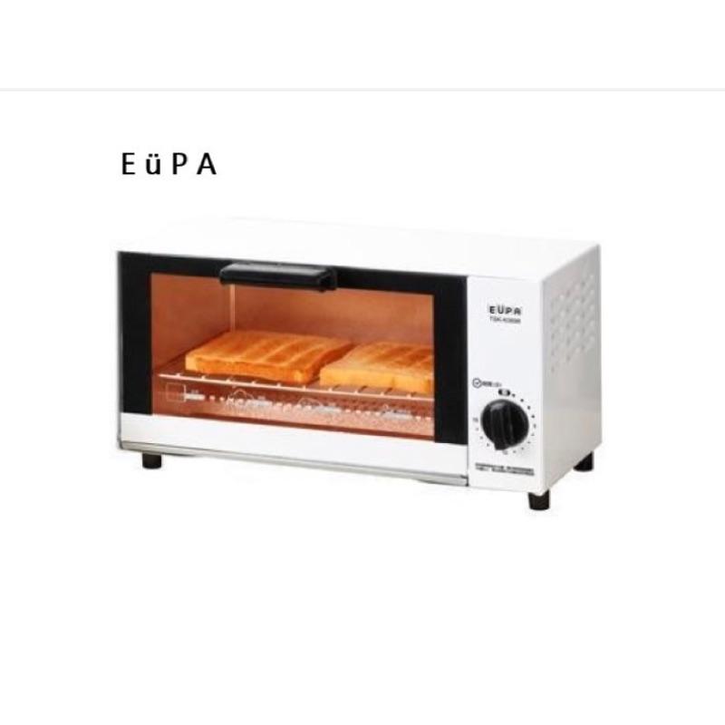 全新 EUPA 6L電烤箱/小烤箱 TSK-K0698