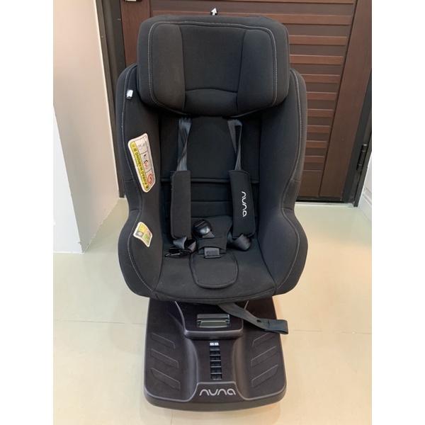 nuna rebl plus 汽車安全座椅 isofix 含新生兒座墊