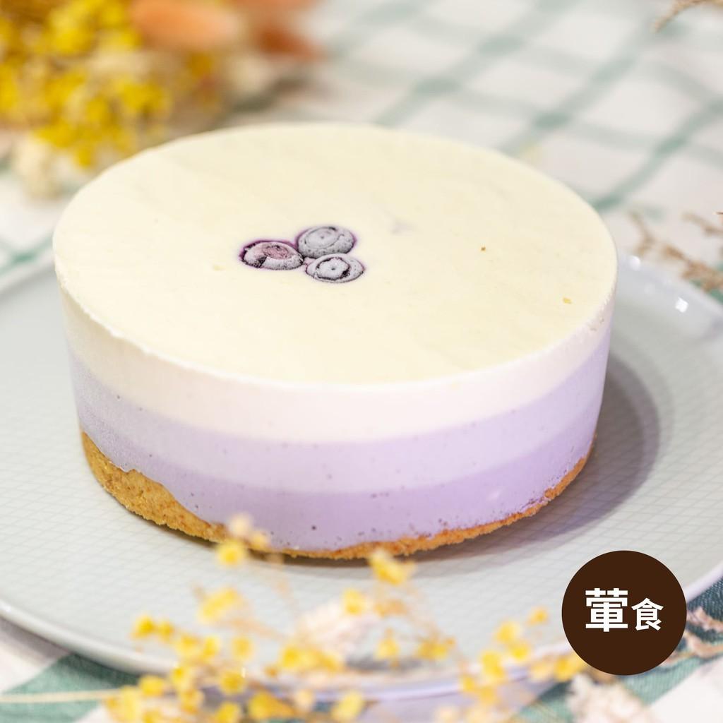 【甜野新星】生酮蛋糕 - 藍莓千層生乳酪(6吋/9吋)