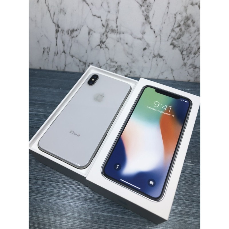 只有好評 iPhone X 64g/256g 二手機 face id 功能正常 9成新 二手手機 二手iphone