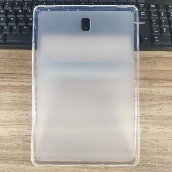 三星 Galaxy Tab S4 10.5 英寸軟果凍保護套 T830 T835 TPU 保護套 SM-T830 10.