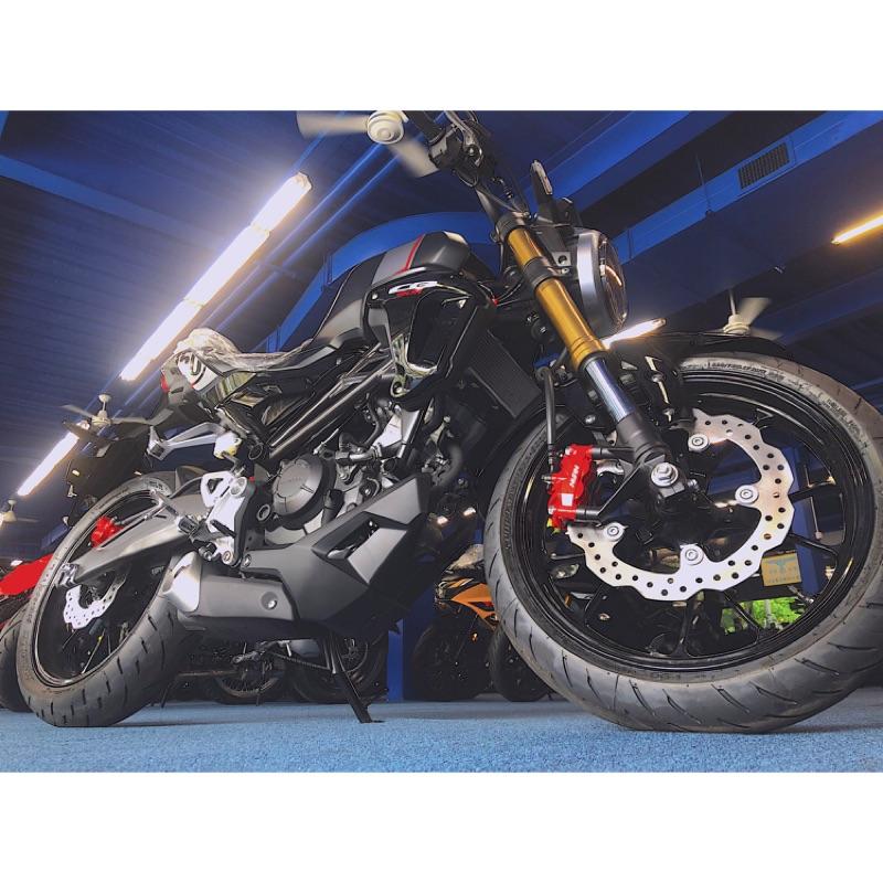 「德兵小凌」Honda CB150R abs