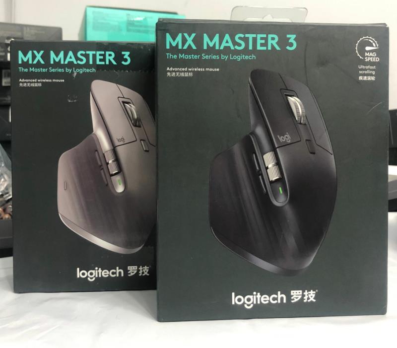 羅技MX MASTER 3 2S MX keys Craft大師無線滑鼠雙模式包郵跨屏