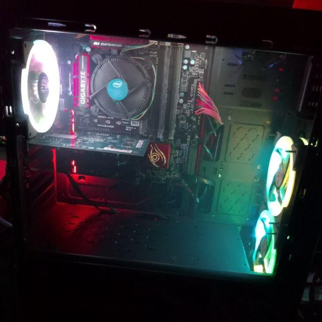 輕遊戲RGB G3258 E3 1230 1060 1070 1080 8400 8100 8700