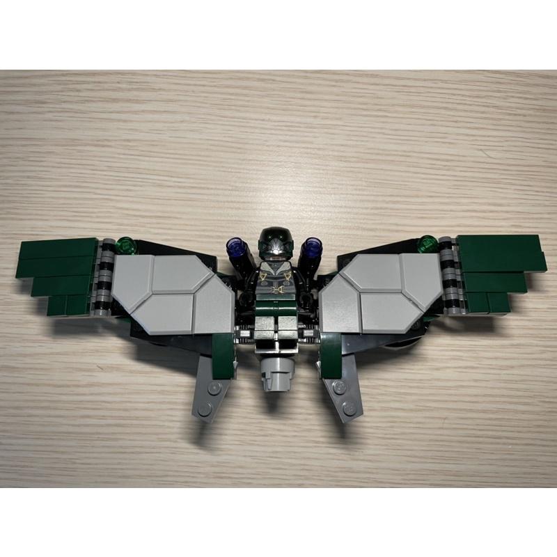 lego76083禿鷹