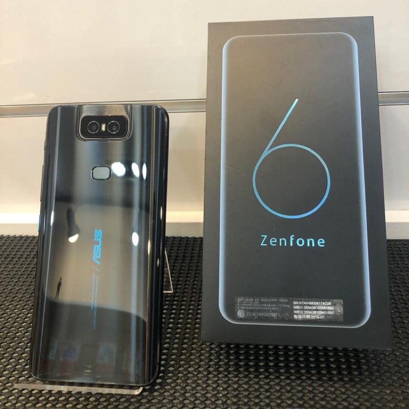 二手華碩Zenfone6  6/128g ✅保固內✅9.5新