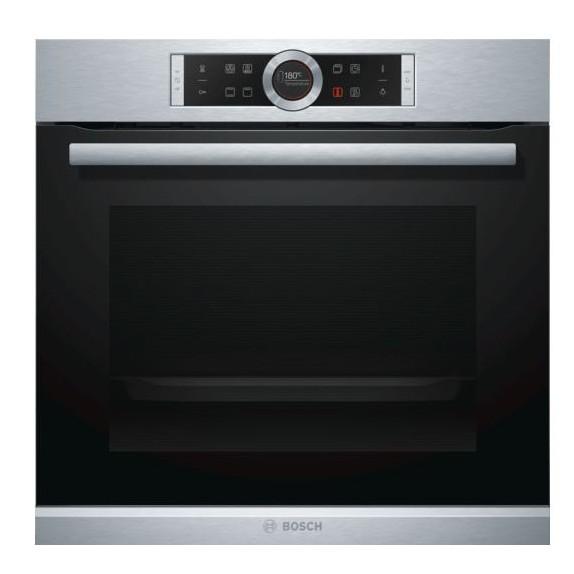 【BOSCH 博世】HBG634BS1 不鏽鋼色系烤箱