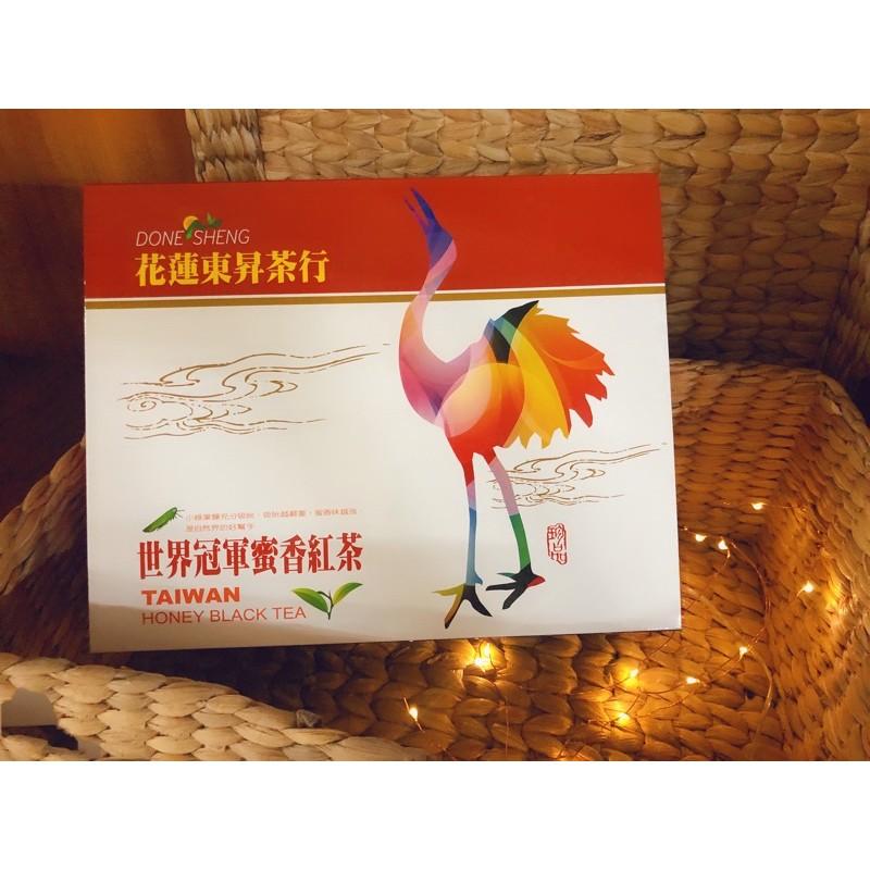 東昇茶行x蜜香紅茶x茶葉禮盒組