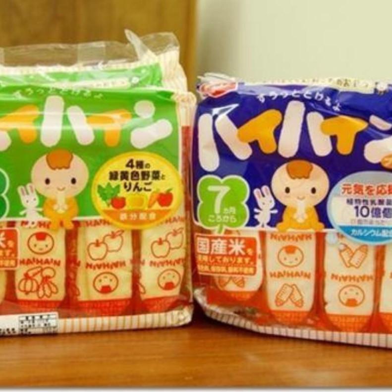 InLa團團購 ☀️龜田米餅(原味/野菜)☀️含鈉量最低的米餅 現貨