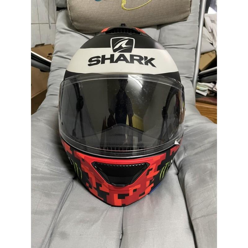 SHARK MONSTER 鬼爪聯名 全罩式安全帽 進口帽