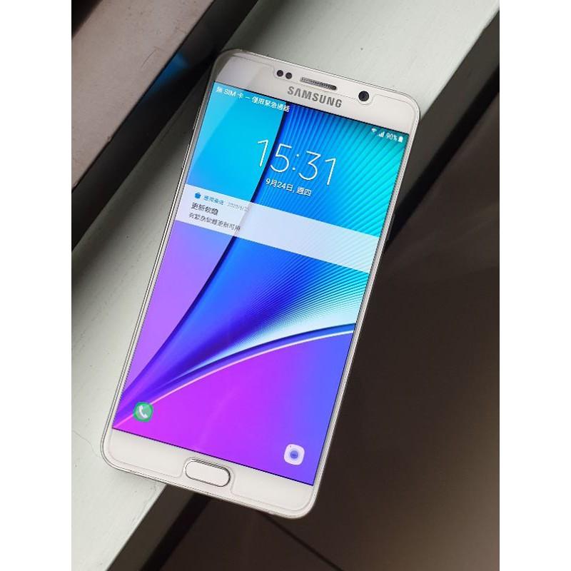 二手~ Samsung 三星 NOTE 5 手機