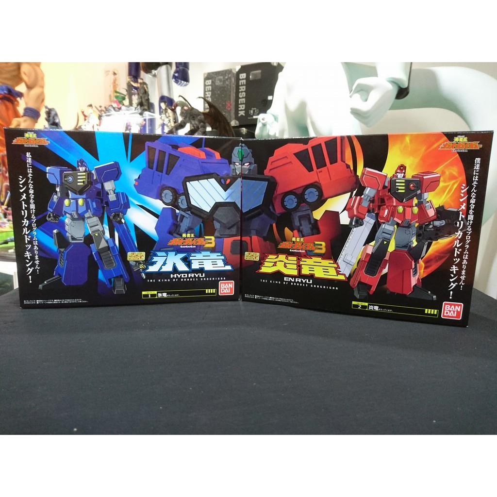 BANDAI SUPER MINIPLA 勇者王 GaoGaiGar 3 超龍神 JXB219023 盒玩 【哈玩具】