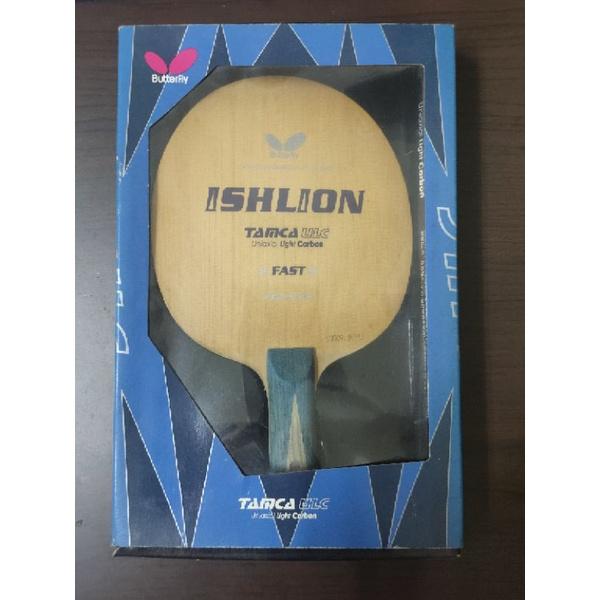 [Butterfly]蝴蝶 isHLion ULC球拍 FL柄 FL 桌球 球拍 二手球拍 乒乓球 乒乓球拍 桌球拍