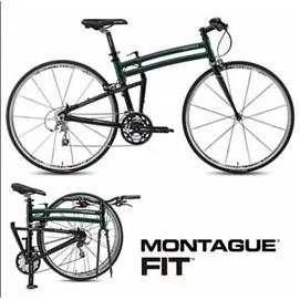 Montague FIT 30速700C傘兵車 21吋(可議價)