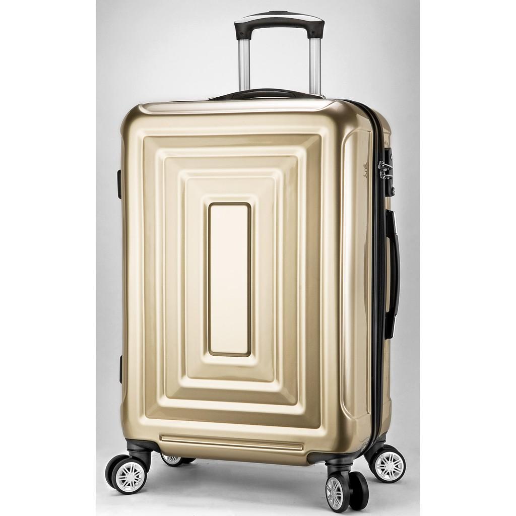 【僅限宅配,一單一個,外島不配送】America Tiger 24吋/26吋飛機輪行李箱
