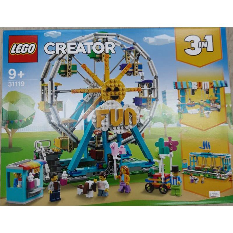 LEGO 樂高 31119/41685/60302