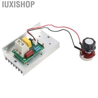 Iuxishop 【高品質】工具房 10000W AC 220V 可控矽電壓