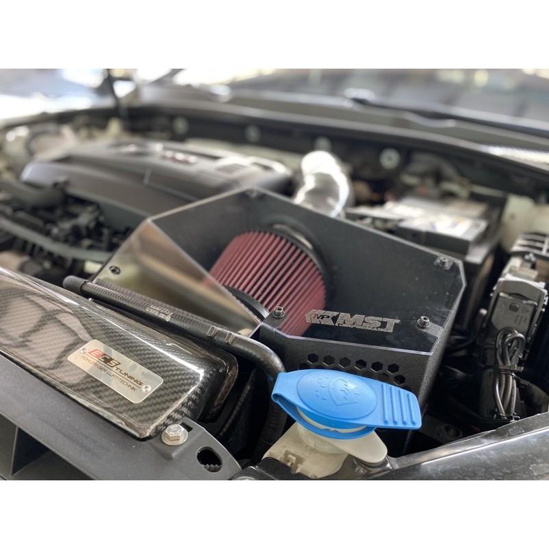 『波卡卡』MST GTI7 進氣組透明上蓋 Golf 7.5 R Tiguan Superb Passat