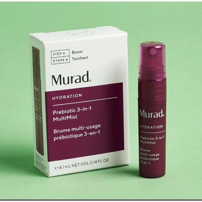 [全新 現貨]美國murad Prebiotic三合一保濕補水 定妝 妝前噴霧益生元4 ml
