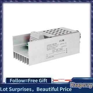 Haapeury 10000W 110V /  220V AC SCR調壓器調光器電機轉速