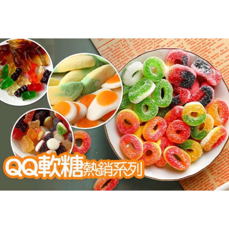 Mr.Huko QQ軟糖熱銷系列 6種口味