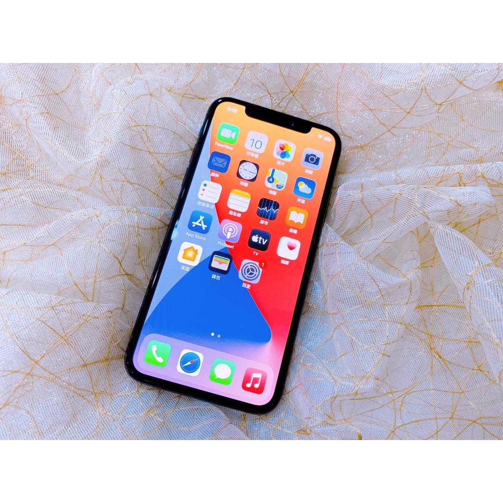 iPhone X 256G 5.8吋 黑 #二手機 #勝利店 28635