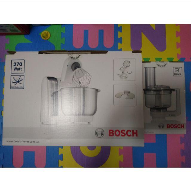 Bosch 博世 萬用廚師調理機 MUM4415TW加送MUZ4MM3