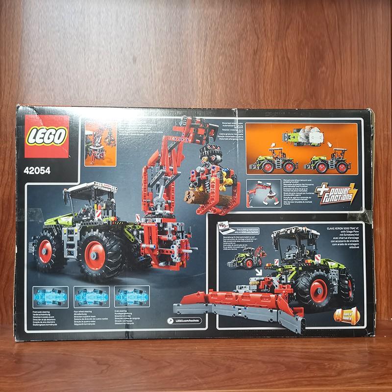 2016 樂高LEGO 科技 42054 CLAAS XERION5000 TRAC VC 重型拖拉機