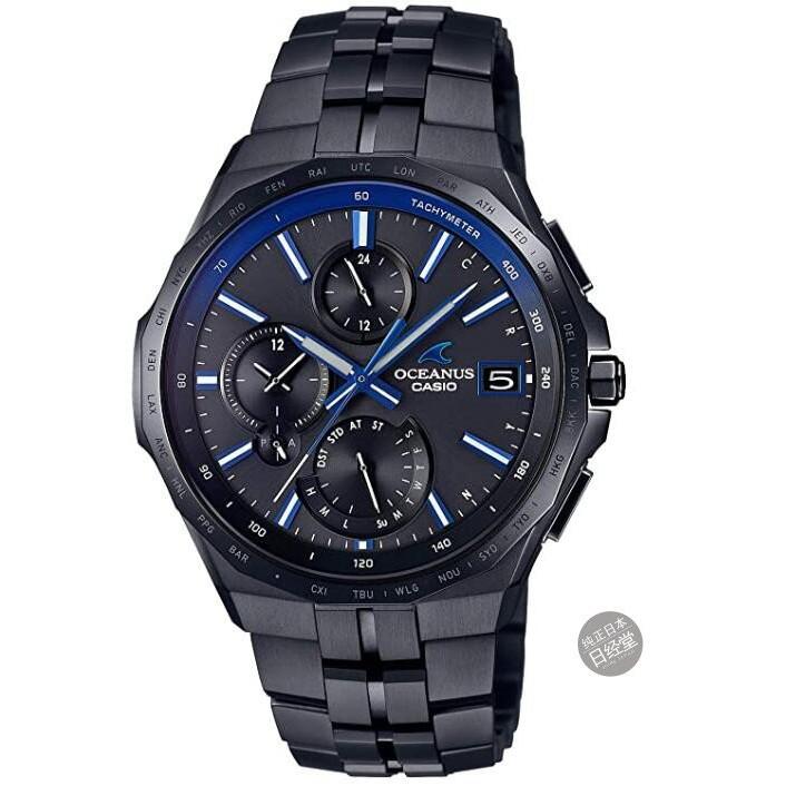 卡西歐海神電波手錶 OCW-S5000-1AJF S5000E S5000D 5000B